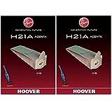 Hoover H21A Genuine Acenta Series-Sacchetti per aspirapolvere, confezione da 10 pezzi