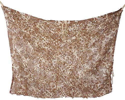 XWYWZW Militär Tarnnetz Oxford Cloth Sun-Block-Mesh-Sonnenschutz Depot Dreieck Cut-Blumen-Entwurf for die Jagd Schießen Pflanzen Gewächshaus Carport Pool W6Z8W3 (Größe : 4X10M)