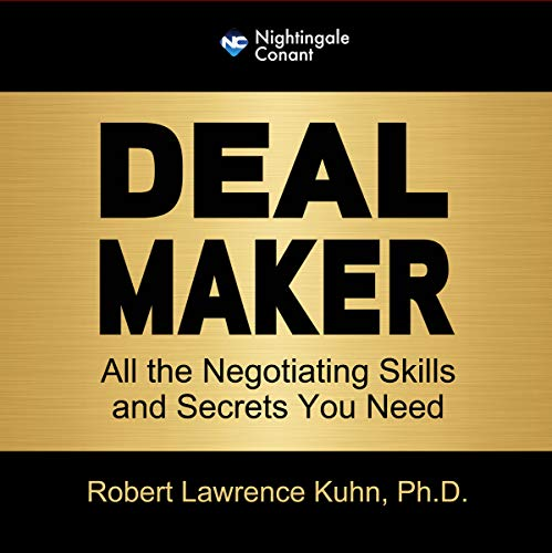 Page de couverture de Deal Maker