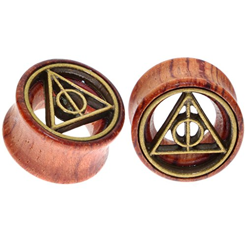 00 plugs harry potter - 1