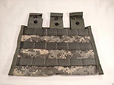 Good Triple Magazine Pocket 30 Round Pouch - ARMY ACU USGI AR15 5.56 M4 Mag