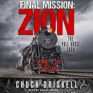 Final Mission: Zion audiobook cover art