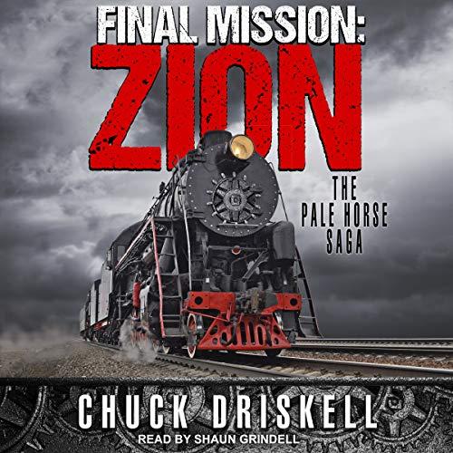 Final Mission: Zion cover art