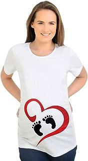 Binhee Nuova Estate Vestiti Premaman Anguria 3D Digitale Stampa T-Shirt
