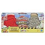 Hasbro Play-Doh Wheels E4508EU4 - Tarros, multicolor , color/modelo surtido
