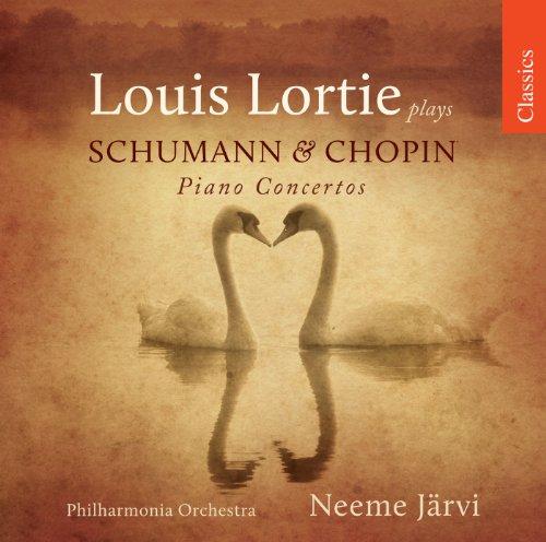 Louie Lortie plays Schuman & Chopin Piano Concertos