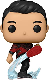 Funko Pop! Marvel: Shang Chi and The Legend of The Ten Rings - Shang Chi (Kicking)