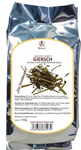 Giersch - (Aegopodium podagraria, Gewöhnlicher Giersch) - 50g