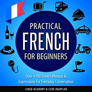 Practical French for Beginners cover art