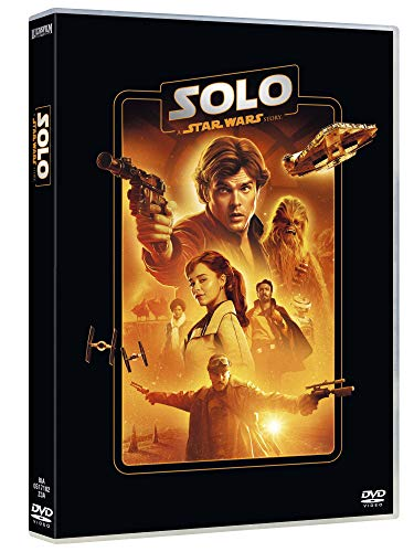 Solo - A Star Wars Story (1 DVD)