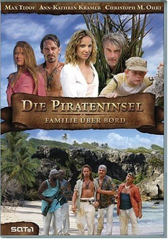 Die Pirateninsel - Familie über Bord