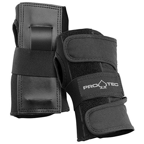 Pro-Tec Schoner Street Wrist Guard, Black, L