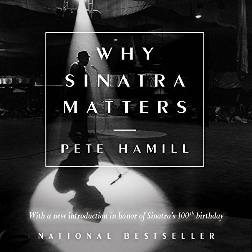Why Sinatra Matters audiobook cover art