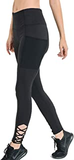 Mono B Red Women's Workout Leggings! Super Soft, Great Fit, Moderately Priced