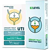EZ Level 5 Urinary Tract Infection UTI Test Strips Individual Pouch (5 Pack)