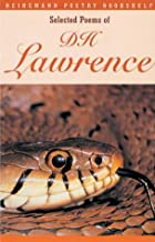 Selected Poems of D.H. Lawrence (Poetry Bookshelf)