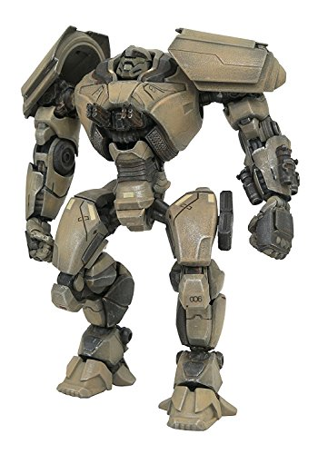 Diamond Select Toys Pacific Rim Uprising: Bracer Phoenix Select Action Figure - AUG179035