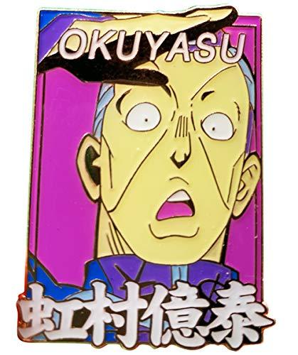 Pastel Okuyasu - Jojo