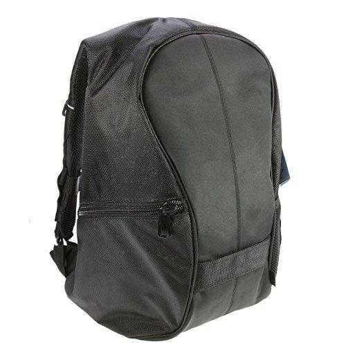 SlimPack Pure Black Fotorucksack schwarz ohne Aufdruck