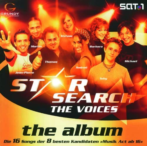 Star Search - The Voices