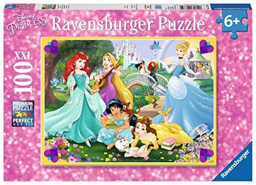 Ravensburger Kinderpuzzle 10775 - Wage deinen Traum! - 100 Teile