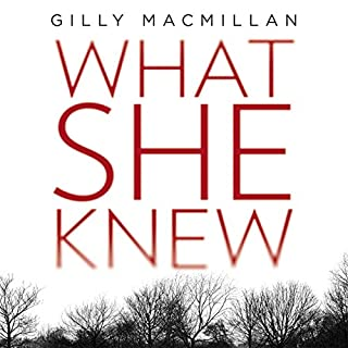 What She Knew cover art
