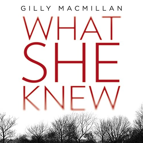 What She Knew Titelbild