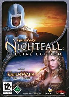 Guild Wars Nightfall: Special Edition (Nightfall + Eye of the North) (B0019YKS1W)   Amazon price tracker / tracking, Amazon price history charts, Amazon price watches, Amazon price drop alerts