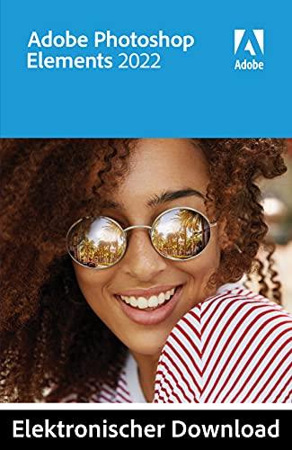 Adobe Photoshop Elements 2022 1 Gerät 1 Benutzer PC Aktivierungscode per Email
