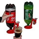 DIVISTAR Consumidor de refrescos de Soda Utensilios de Cocina Coca Cola Dispensador de Bebidas Máquina de Agua