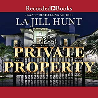 Private Property audiobook cover art