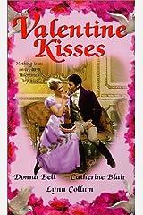Valentine Kisses (Zebra Regency Romance) Mass Market Paperback
