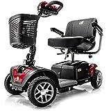 BUZZAROUND EX Extreme 4-Wheel Heavy Duty Long Range Travel Scooter...