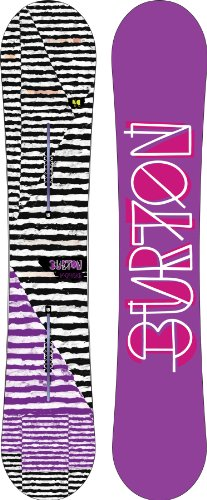 Burton Damen Snowboard Feather, no Color, 144, 10696100