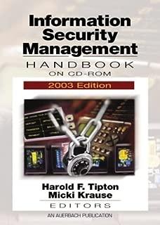 Information Security Management Handbook on CD-ROM, 2003 Edition