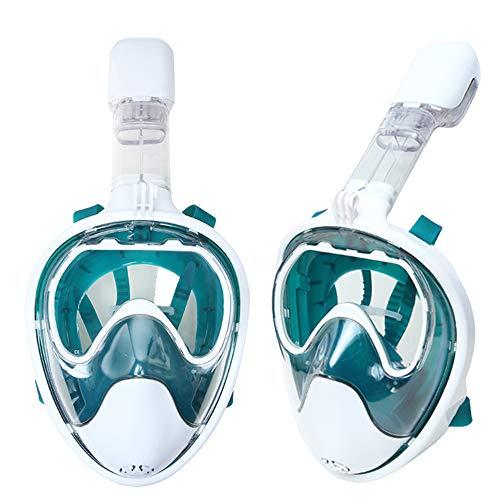 EP-Snorkel Mask Máscara Buceo antivaho niños, Creativo