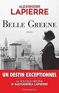 Belle Greene par Lapierre