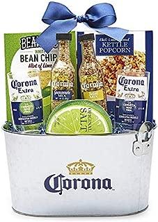 corona gift basket