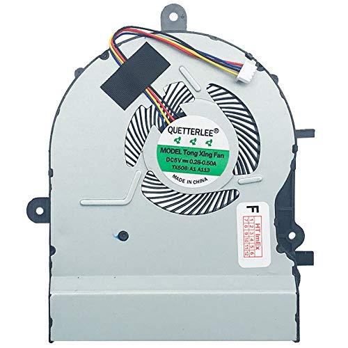 Fan Cooler Compatible with Asus K501L, K501LB, K501LX, K501UX, A501L, V505L, K501