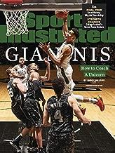 "Giannis Antetokounmpo Sports Illustrated Magazine April 8 2019 ""How To Coach A Unicorn"" No mailing Label"