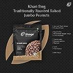 SHREGO KHARI SING Traditionally Roasted Salted Jumbo Peanuts + Peanut Plus Roasted Peanut Salted