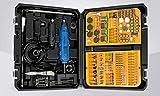 whitezzz Pluma de grabado eléctrica serie de herramientas de grabado mini amoladora...