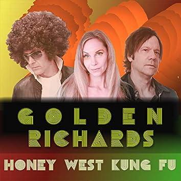 Honey West Kung Fu
