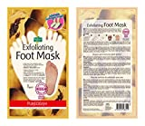 Purederm Exfoliating Foot Mask Papaya & Chamomile Extract - 'Sock type' Foot Exfoliating Mask - Perfectly Peel Away Calluses and Dead Skin Cells in Just 2 Weeks!!! - 1 Pair