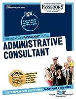 Administrative Consultant (Career Examination)