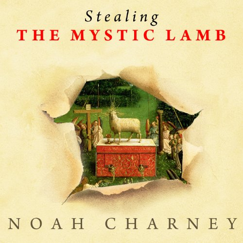 Stealing the Mystic Lamb audiobook cover art