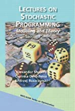 Best lectures on stochastic programming Reviews