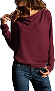 Best red cowl neck tunic Reviews