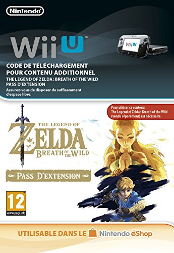 The Legend of Zelda : Breath of the Wild Expansion Pass [Nintendo Wii U - Version digitale/code] [Code jeu à télécharger]