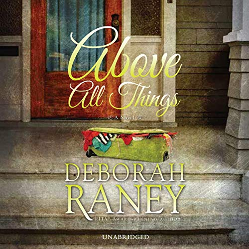 Above All Things audiobook cover art